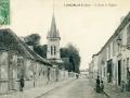 Lamorlaye - Ecole et Eglise