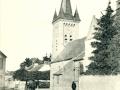 Lamorlaye - Eglise et attelage