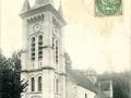 Lamorlaye - Place de l'église