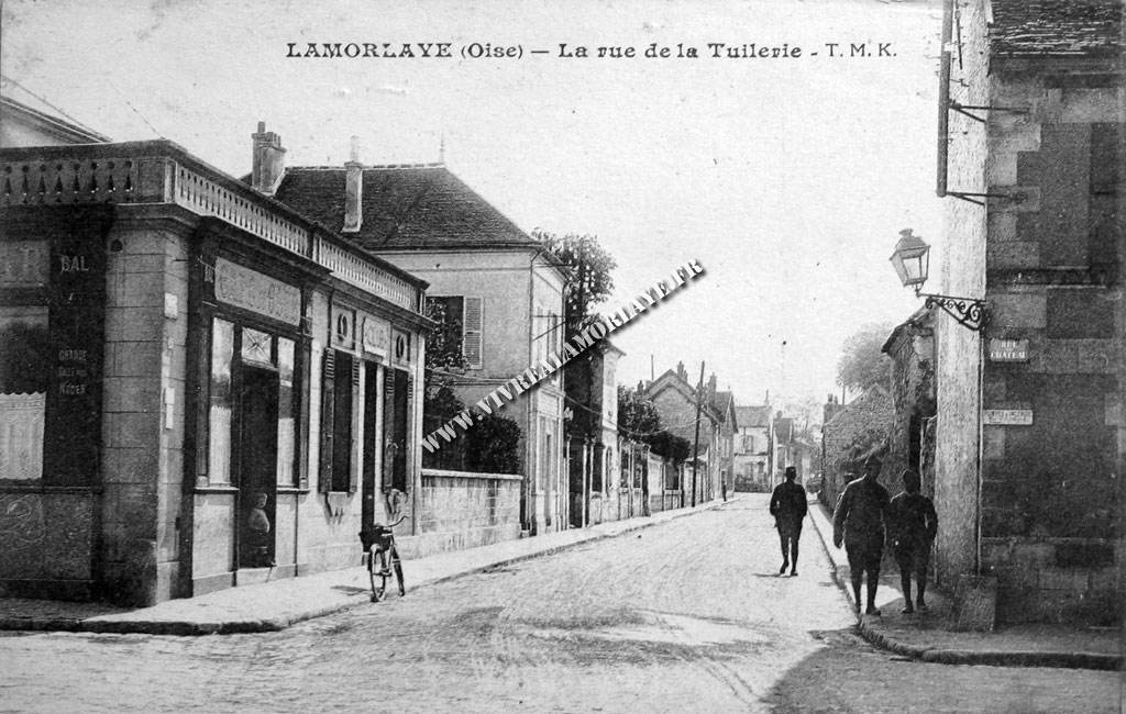 lamorlaye rue du g n ral leclerc vivre lamorlaye. Black Bedroom Furniture Sets. Home Design Ideas
