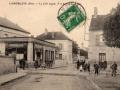 Lamorlaye - Rue de la Tuilerie - Cafe Anglais