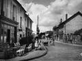 Lamorlaye - Rue de la Tuilerie - Cafe des Tilleuls