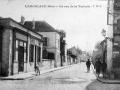 Lamorlaye - Rue de la Tuilerie - Cafe du Club
