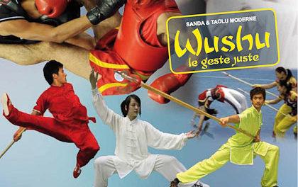 Kung Fu Lamorlaye aux championnats de France 2011