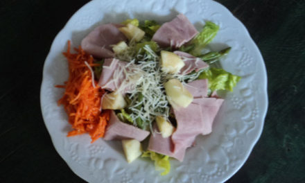 Cuisine en Compagnie, Salade Normande