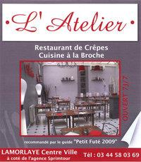 """Aubaines, Solderie, Promotion, """"L'ATELIER"""""""