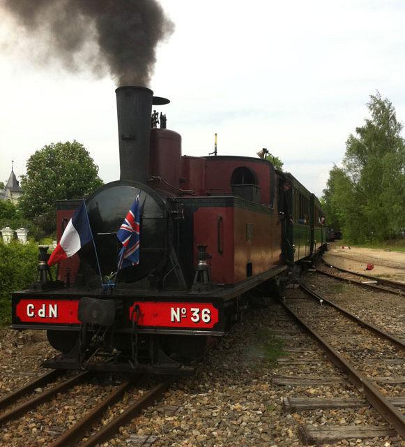 Le musée vivant du train à vapeur