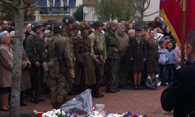 Commémoration du 11 Novembre à Lamorlaye