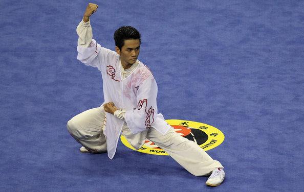 Les préparatifs du Championnat de Picardie de Kung Fu Wushu à Lamorlaye