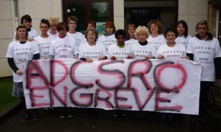 Reconduction de la grève du SAAD de Lamorlaye