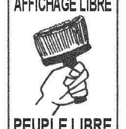 Les panneaux d'affichage libre pris en otage