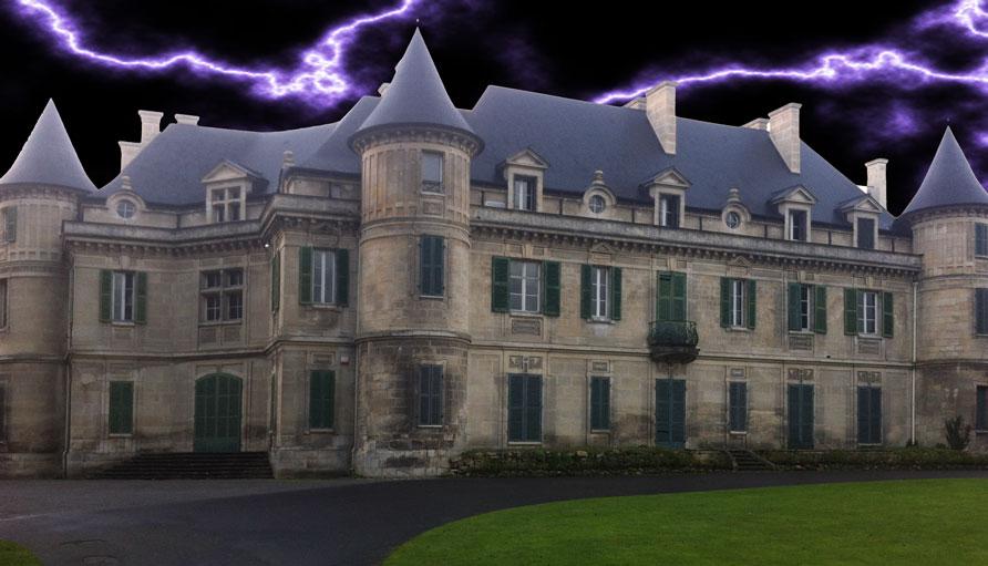 Le château de Lamorlaye en péril ?