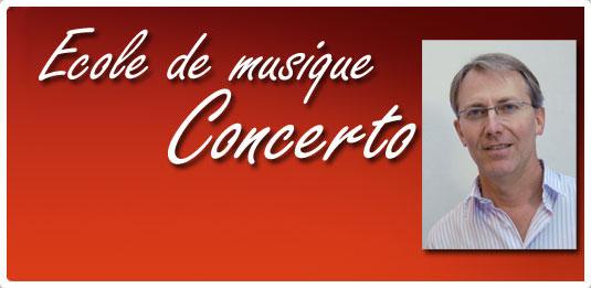 Quelle partition joue Jacques Gary de Concerto ?