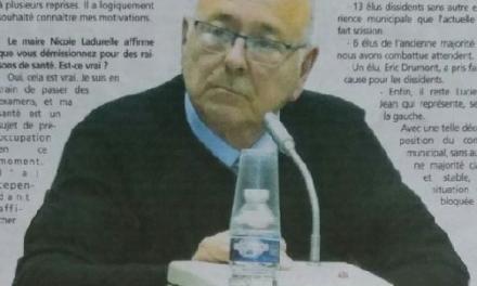 Michel Madeleine réclame de nouvelles élections