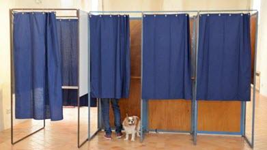 Lamorlaye : Taux de participation en berne au 1er tour des élections municipales 2017