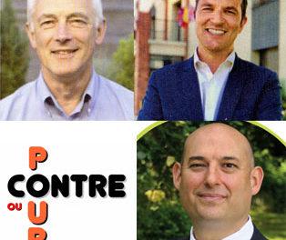 Listes pour le 2ème tour des municipales 2018 à Lamorlaye