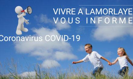 Coronavirus : quelle est la situation à Lamorlaye ?
