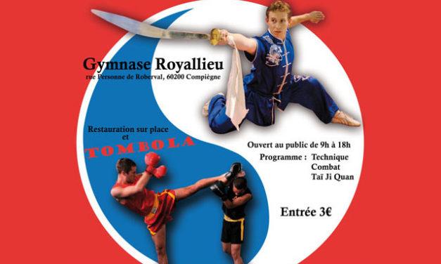 Le plein de médailles pour l'école de Kung-Fu de Lamorlaye