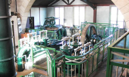 Pavillon de MANSE. Hydraulique