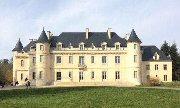 Le château de Lamorlaye enfin rénové !
