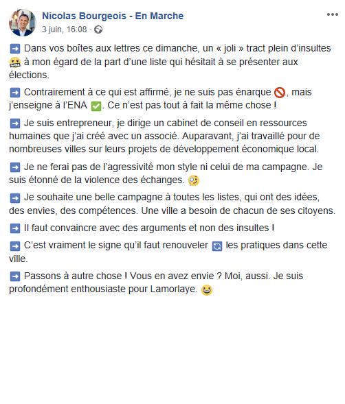 Lamorlaye En Marche - 20180603