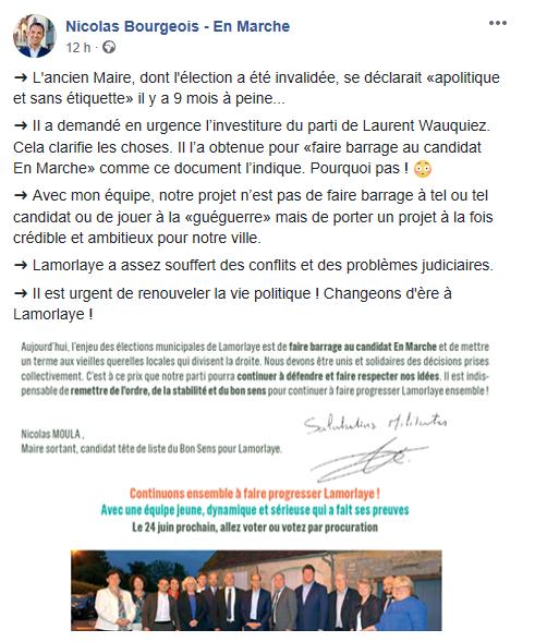 Lamorlaye En Marche - 20180608