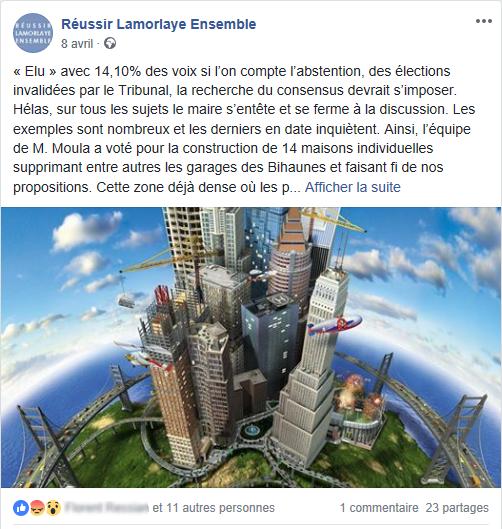 Réussir Lamorlaye Ensemble - 20180408