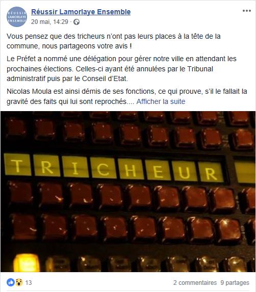 Réussir Lamorlaye Ensemble - 20180520