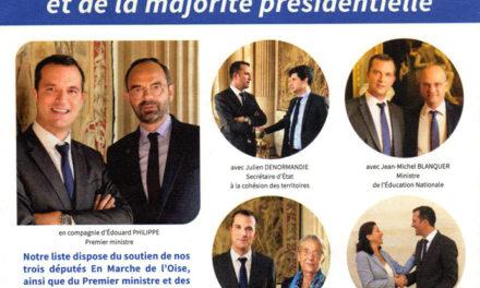Lamorlaye En Marche ! avec Nicolas BOURGEOIS