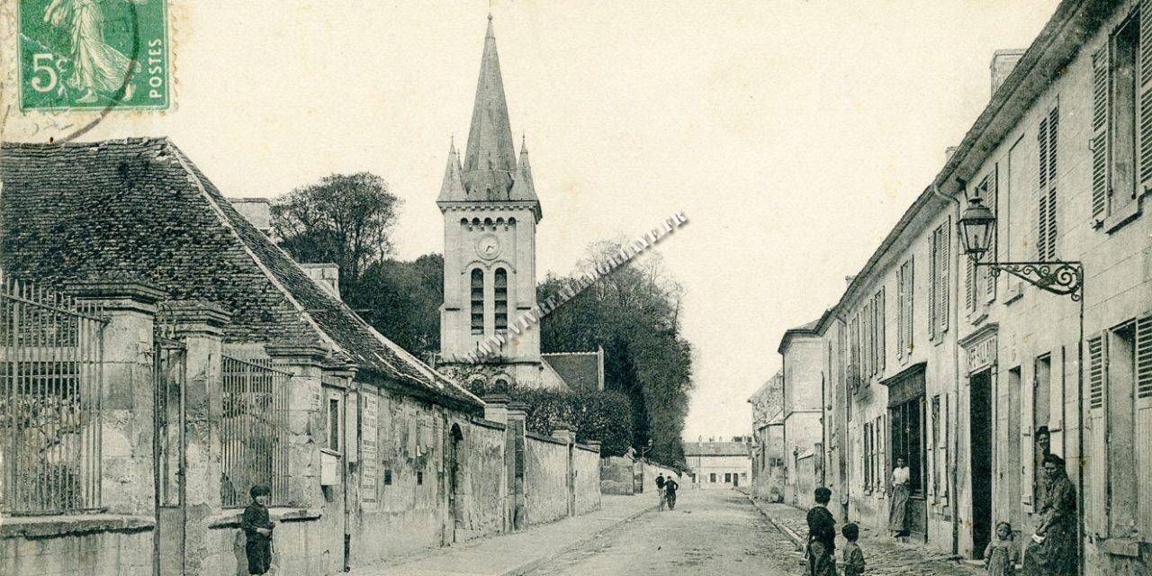 Photos anciennes de Lamorlaye